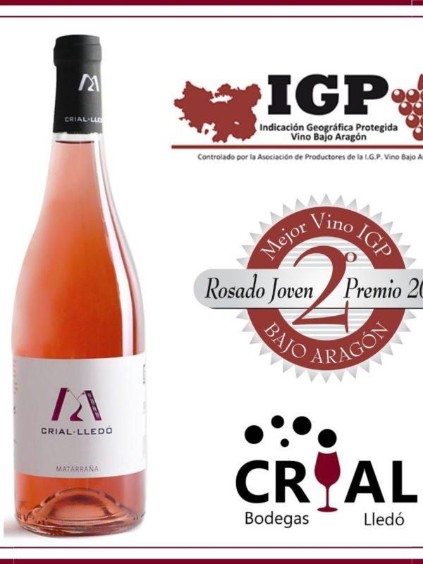 Premio vino rosado