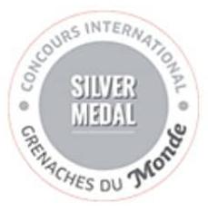 medalla de plata garnachas del mundo