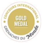 Medalla de Oro vino