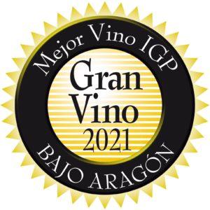 Mejor vino IGP Bajo Aragón