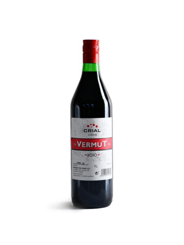 Vermut casero rojo